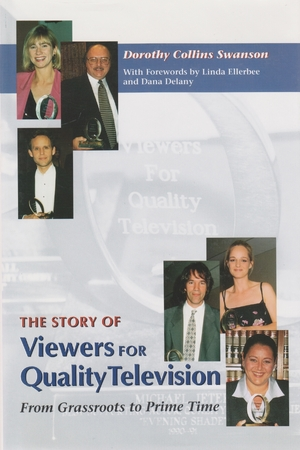 Cover for the book: Story of Viewers For Quality Television, The