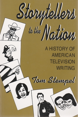 Cover for the book: Storytellers to the Nation