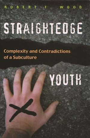 Cover for the book: Straightedge Youth