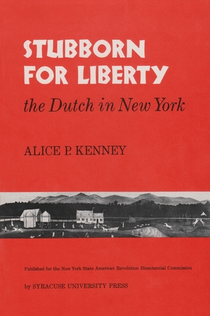 Cover for the book: Stubborn For Liberty