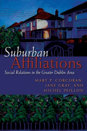 Cover for the book: Suburban Affiliations