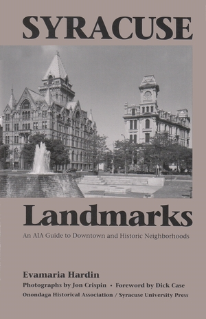 Cover for the book: Syracuse Landmarks