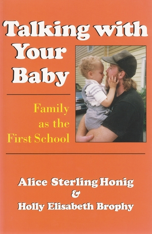 Cover for the book: Talking with Your Baby