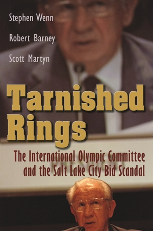 Cover for the book: Tarnished Rings