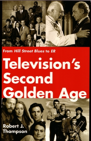Cover for the book: Television's Second Golden Age