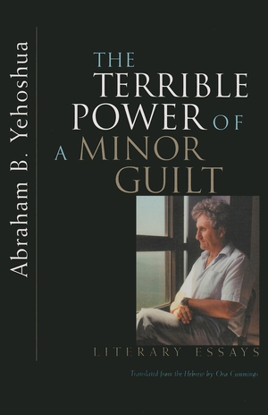 Cover for the book: Terrible Power of a Minor Guilt, The