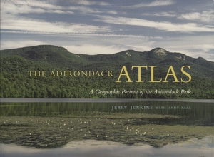 Cover for the book: The Adirondack Atlas