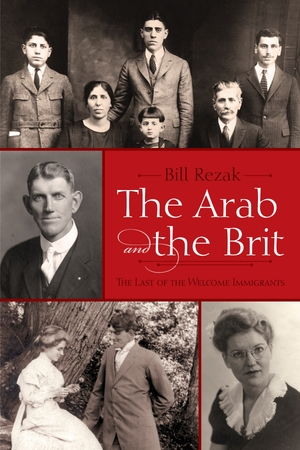 Cover for the book: Arab and the Brit, The