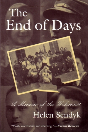 Cover for the book: End of Days, The