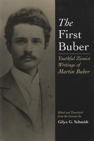 Cover for the book: First Buber, The
