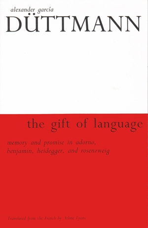 Cover for the book: Gift of Language, The