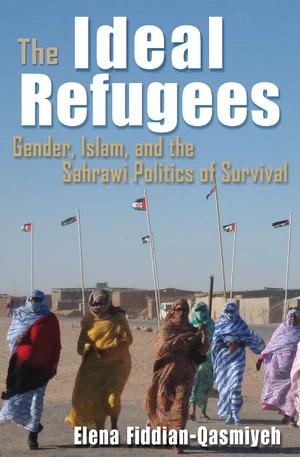 Cover for the book: Ideal Refugees, The