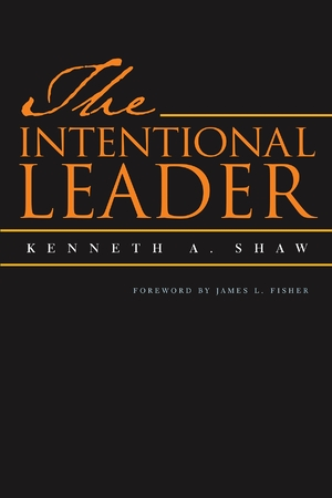 Cover for the book: Intentional Leader, The