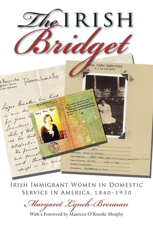 Cover for the book: Irish Bridget, The