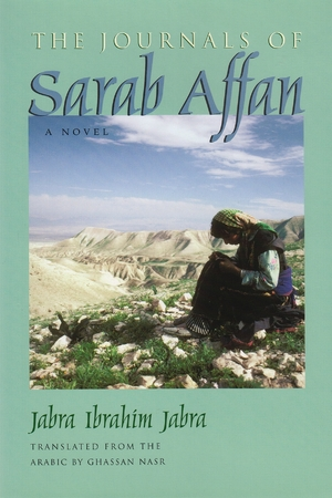 Cover for the book: Journals of Sarab Affan, The