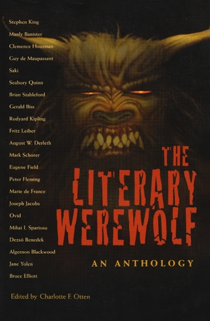 Cover for the book: Literary Werewolf, The