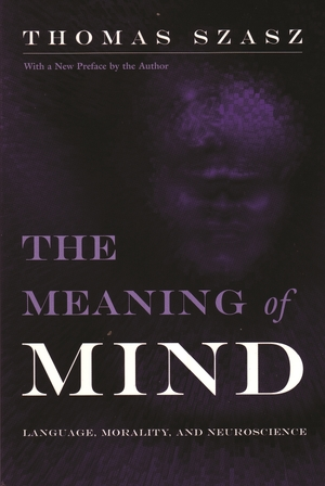 Cover for the book: Meaning of Mind, The