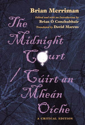 Cover for the book: Midnight Court / Cúirt an Mheán Oíche, The