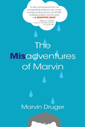 Cover for the book: Misadventures of Marvin, The