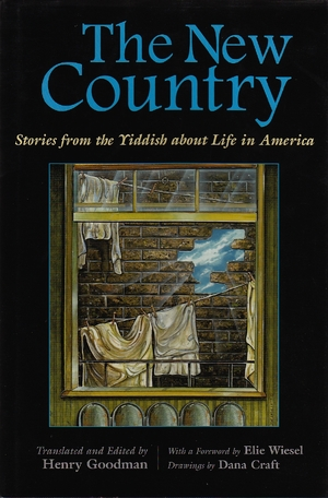 Cover for the book: New Country, The