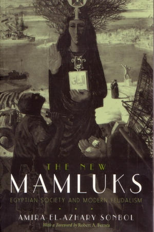 Cover for the book: New Mamluks, The