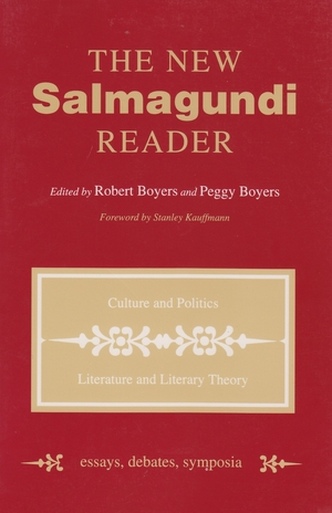 Cover for the book: New Salmagundi Reader, The
