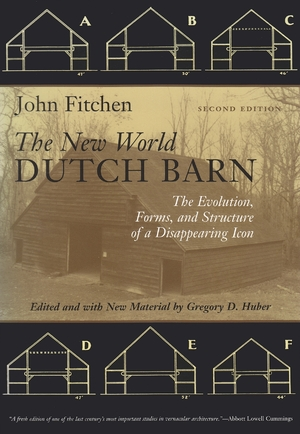 Cover for the book: New World Dutch Barn, The