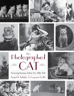 Cover for the book: Photographed Cat, The