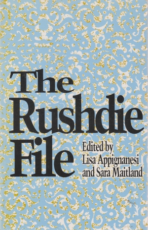 Cover for the book: Rushdie File, The