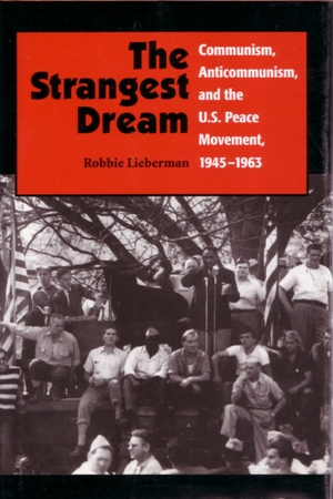 Cover for the book: Strangest Dream, The