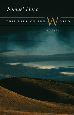 Cover for the book: This Part of the World
