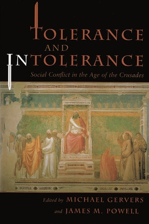 Cover for the book: Tolerance and Intolerance
