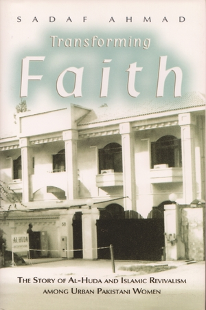 Cover for the book: Transforming Faith