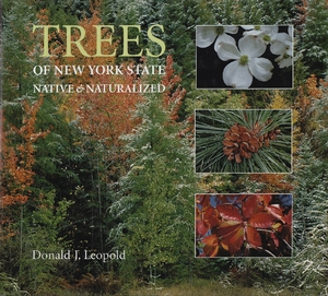 Cover for the book: Trees of New York State