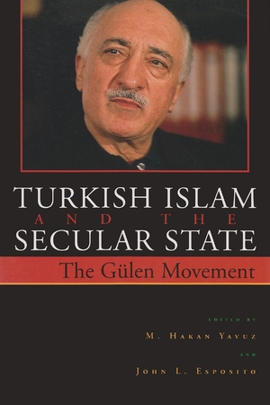 Cover for the book: Turkish Islam and the Secular State