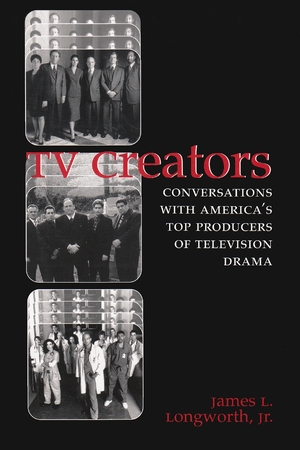 Cover for the book: TV Creators