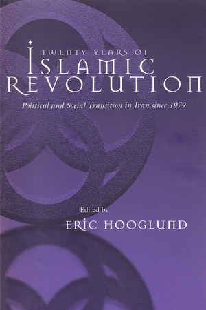 Cover for the book: Twenty Years of Islamic Revolution
