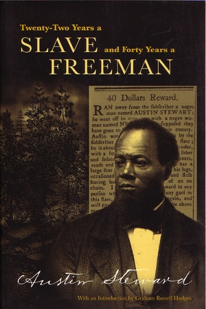 Cover for the book: Twenty-Two Years a Slave, Forty Years a Freeman