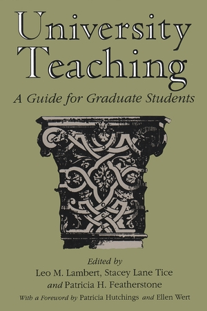 Cover for the book: University Teaching