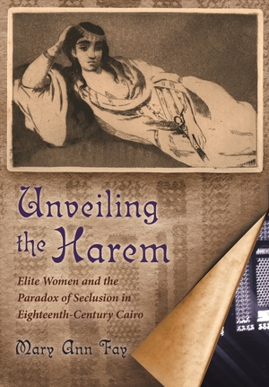 Cover for the book: Unveiling the Harem