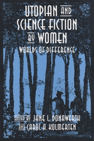 Cover for the book: Utopian and Science Fiction by Women