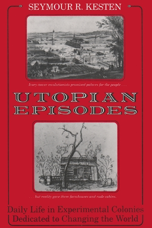 Cover for the book: Utopian Episodes