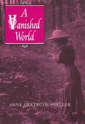 Cover for the book: Vanished World, A