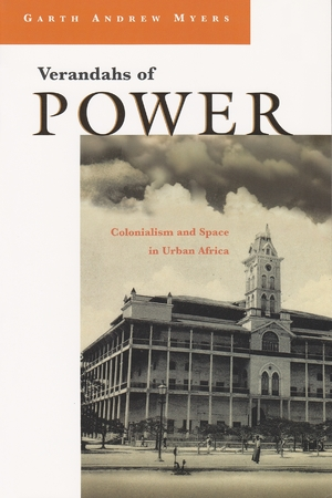 Cover for the book: Verandahs of Power