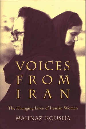 Cover for the book: Voices From Iran