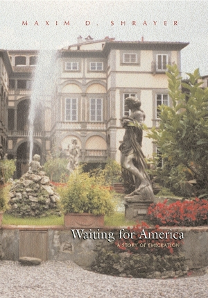 Cover for the book: Waiting For America