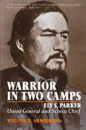 Cover for the book: Warrior in Two Camps