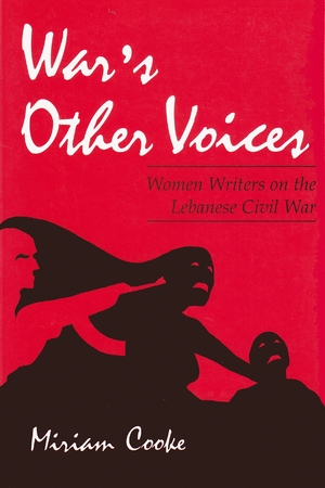 Cover for the book: War's Other Voices