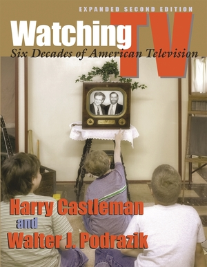 Cover for the book: Watching TV