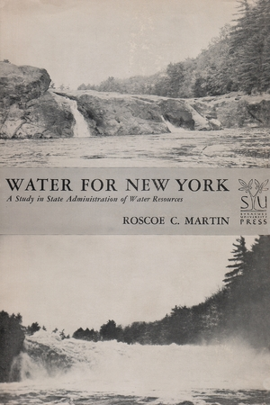Cover for the book: Water for New York